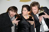 Lady Antebellum at the 52nd Annual Grammy Awards, Press Room, Staples Center, Los Angeles, CA. 01-31-10