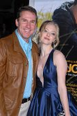 Nicholas Sparks and Amanda Seyfried at the