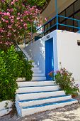 Traditional Greece Architecture