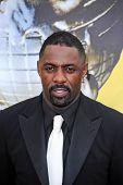Idris Elba  at the 41st NAACP Image Awards - Arrivals, Shrine Auditorium, Los Angeles, CA. 02-26-10