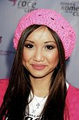 Brenda Song at the 14th Annual Susan G. Komen LA County Race for the Cure, Dodger Stadium, Los Angeles, CA. 03-14-10