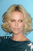 Charlize Theron at the 24th Annual American Cinematheque Award Ceremony Honoring Matt Damon, Beverly