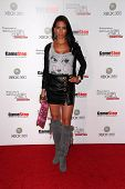 Jessica Rizo at the Game Stop and XBOX 360 Premiere of