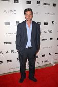 Simon Rex  at the introduction of the Chris ire