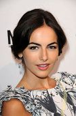 Camilla Belle at the Tod's Beverly Hills Boutique Opening Celebration, Tod's Boutique, Beverly Hills