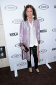 Jacqueline Bisset  at the Tod's Beverly Hills Boutique Opening Celebration, Tod's Boutique, Beverly