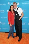Joey and Rory at the 45th Academy of Country Music Awards Arrivals, MGM Grand Garden Arena, Las Vegas, NV. 04-18-10