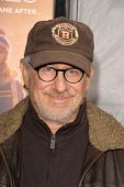 Steven Spielberg at the Los Angeles Premiere of
