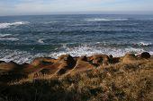 Pacific Ocean Horizon on Oregon Coast