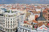 Historical Buildings In Madrid