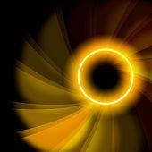 Space Twirl Indicates Glaring Glare And Design