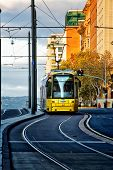 Tram on North Terrace, Adelaide