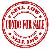 Condo For Sale-stamp