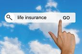 Life Insurance On Search Toolbar