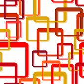 Seamless Rectangle Pattern