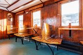 Luxury Old Train Carriage
