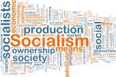 Socialism Word Cloud