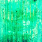Abstract old background or faded grunge texture. With different color patterns: blue; green; yellow