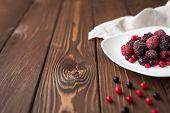 frozen berry mix