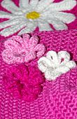 Crocheted Background