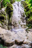 image of tong  - Amazing of Bua Tong Waterfall in Chiang Mai - JPG