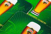 Beermats From Dreher Beer