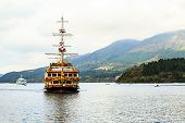 Hakone Sightseeing Cruise.