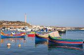 Marsaxlook Bay, Malta
