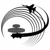 Radar station