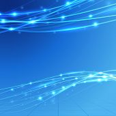 Bright Speed Bandwidth Electric Background