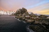 Lofoten Islands, Hamnoy