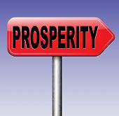 image of prosperity  - prosperity good fortune and luck live a happy successful life - JPG