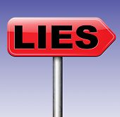foto of tell lies  - lies breaking promise break promises cheating and deception lying    - JPG