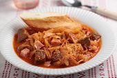 picture of stew  - Bigos - JPG