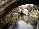 Prague Bellow Bridge