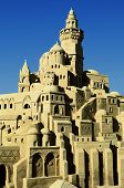 image of babylon  - A sand castle that is made out of sand - JPG