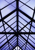 roof structure - vertical image