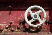 Disco de freio de locomotiva