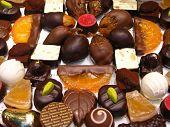 Varios chocolates