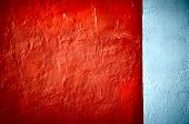 Grunge Texture Red Horizontal