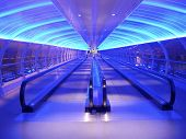 Manchester Airport Skybridge