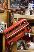Model Of A London Bus