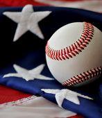 Passatempo nacional - jogo do América de beisebol