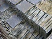 Cut slate