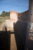 Castillo de la Mota Foss