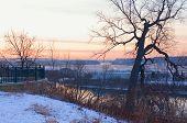 Daytons Bluff Overlooking Holman Field In St Paul