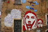 Antiwar Street Murals