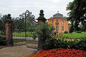 Rastatt castle Pagodenburg