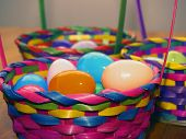 Easter Baskets Focus Front