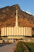 Provo Lds Temple, Utah